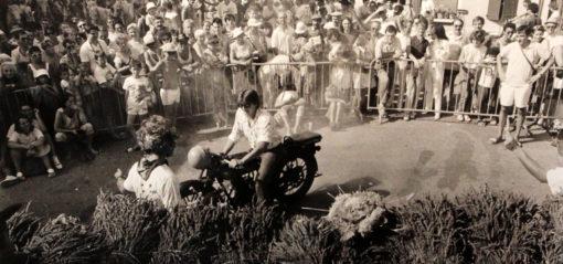 Fête de la lavande 1988 à Sault