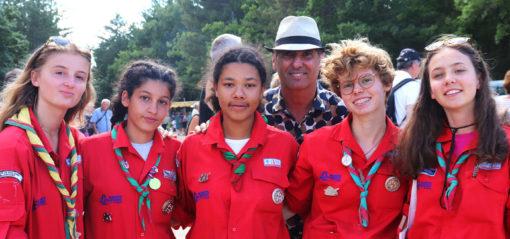 Scout de France Fête de la lavande